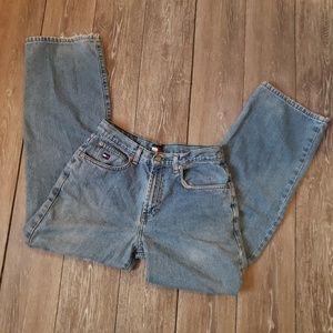 Vintage BIG KIDS Tommy Hilfiger jeans size 18